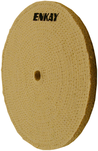 10 inch Sisal Buffing Wheel
