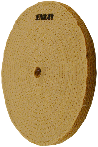 8 inch Sisal buffing wheel